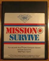 Mission Survive per Atari 2600