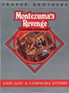 Montezuma's Revenge: Starring Panama Joe per Atari 2600