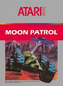 Moon Patrol per Atari 2600