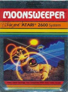 Moonsweeper per Atari 2600