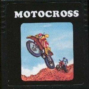Motocross per Atari 2600