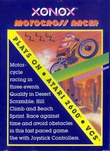 Motocross Racer per Atari 2600