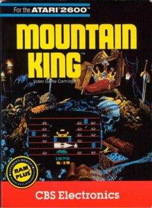 Mountain King per Atari 2600