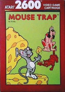 Mouse Trap per Atari 2600