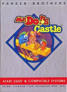 Mr. Do!'s Castle per Atari 2600