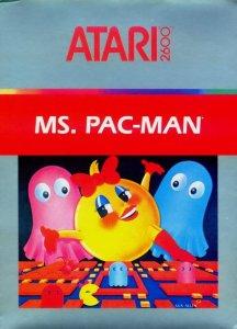 Ms Pac-Man per Atari 2600