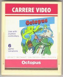 Octopus per Atari 2600