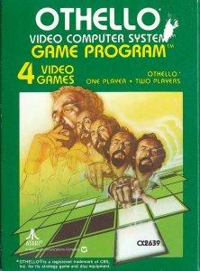 Othello per Atari 2600