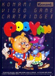 Pooyan per Atari 2600