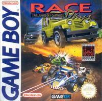 Race Days per Game Boy