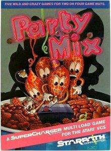 Party Mix per Atari 2600