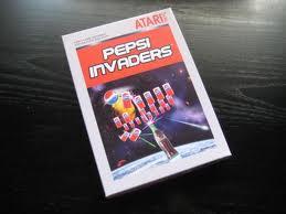 Pepsi Invaders per Atari 2600