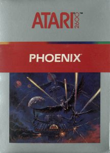 Phoenix per Atari 2600