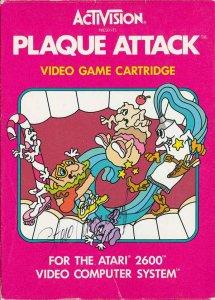 Plaque Attack per Atari 2600