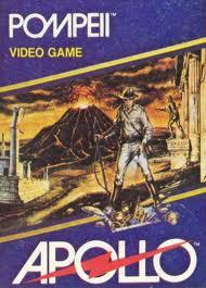 Pompeii per Atari 2600
