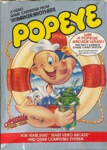 Popeye per Atari 2600