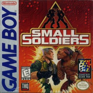 Small Soldiers per Game Boy