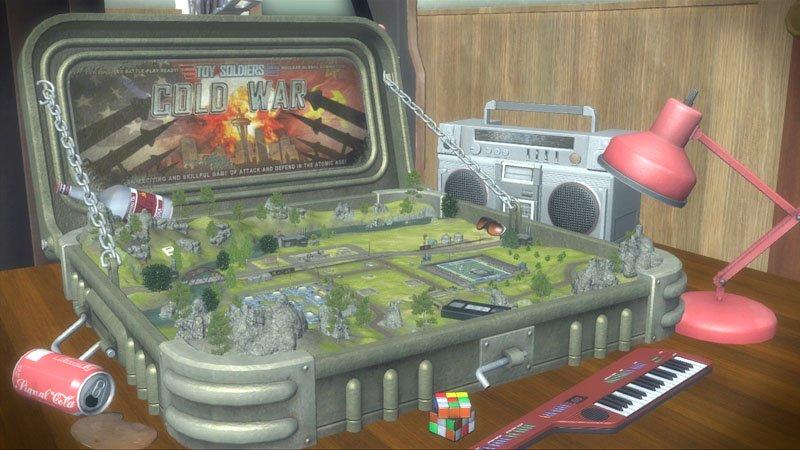 La Soluzione di Toy Soldiers: Cold War