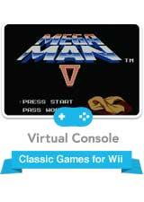 Mega Man 5 per Nintendo Wii