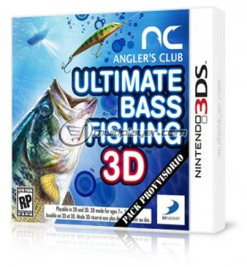 Angler's Club: Ultimate Bass Fishing 3D per Nintendo 3DS