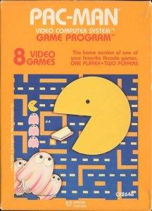 Pac-Man per Atari 2600