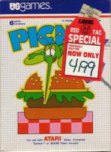Picnic per Atari 2600