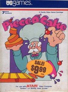Piece O'Cake per Atari 2600