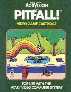 Pitfall! per Atari 2600