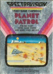 Planet Patrol per Atari 2600