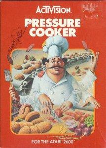 Pressure Cooker per Atari 2600