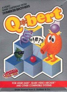Q*bert per Atari 2600