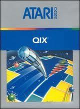 Qix per Atari 2600