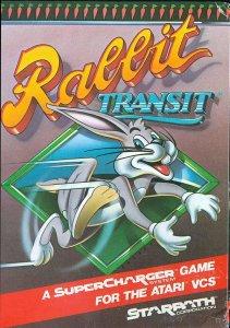 Rabbit Transit per Atari 2600