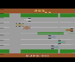 Racing Car per Atari 2600