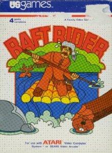 Raft Rider per Atari 2600