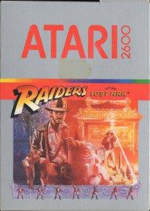 Raiders of The Lost Ark per Atari 2600