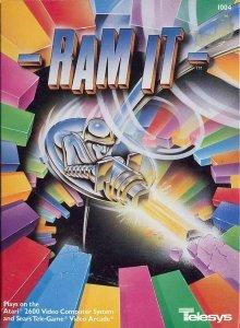 Ram It per Atari 2600