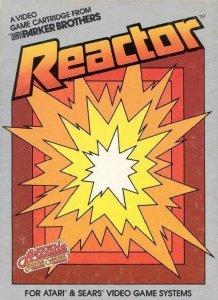 Reactor per Atari 2600