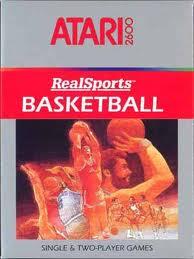 Realsports Basketball per Atari 2600