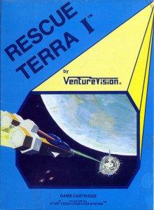 Rescue Terra I per Atari 2600