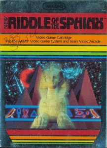 Riddle of the Sphinx per Atari 2600