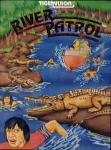 River Patrol per Atari 2600