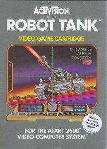 Robot Tank per Atari 2600