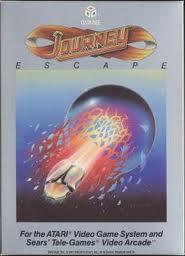 Rock 'N Roll Escape per Atari 2600