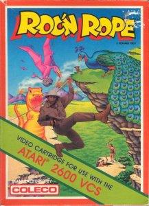 Roc'N Rope per Atari 2600
