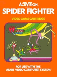 Spider Fighter per Atari 2600
