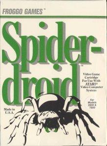 Spiderdroid per Atari 2600