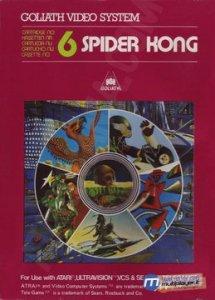 Spider Kong per Atari 2600