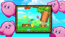 Kirby Mass Attack - Trailer di lancio