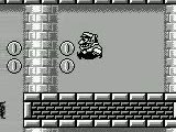 Wario Land II - Gameplay